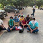 बीएचयू  में शोध के लिए साक्षात्कार में हुए धांधली के विरोध में विद्यार्थियों ने शुरू किया आमरण अनशन